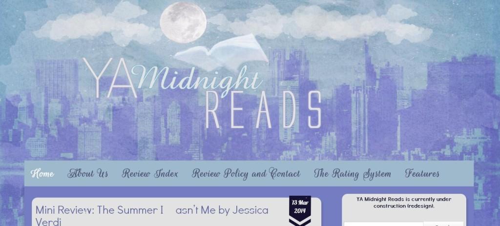 ya midnight reads II