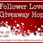 Follower Love Giveaway Hop (int) – 1 winner
