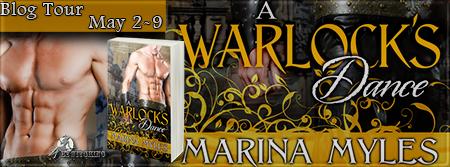 A Warlock's Dance Banner -Tour 450 x 169