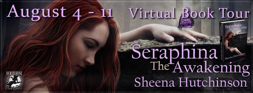 Seraphina- The Awakening Banner 851 x 315
