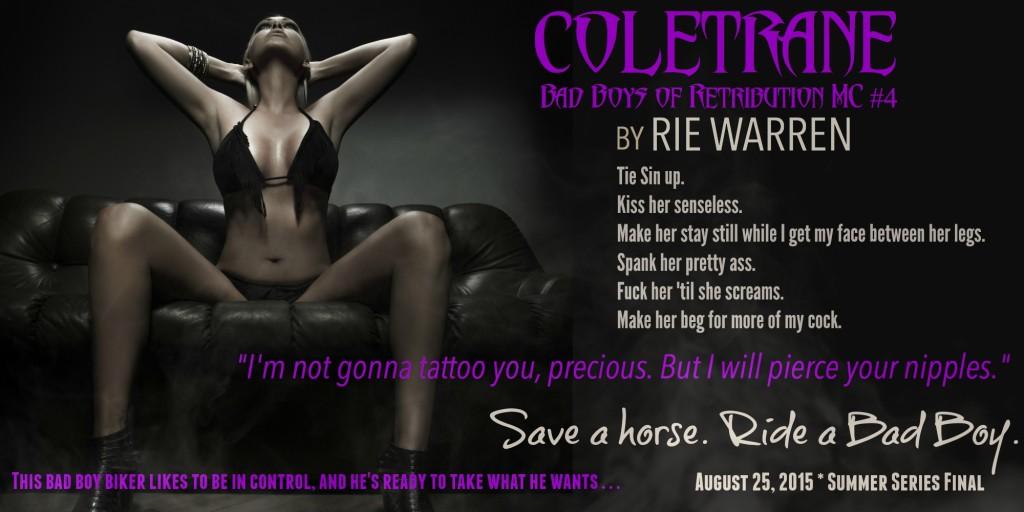 Coletrane Teaser 3