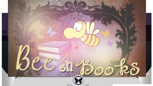 bee-on-books-sticker